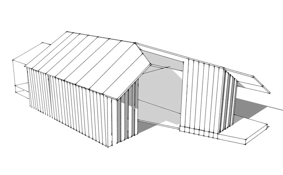 Bollhayes Farm Shed 3D visual